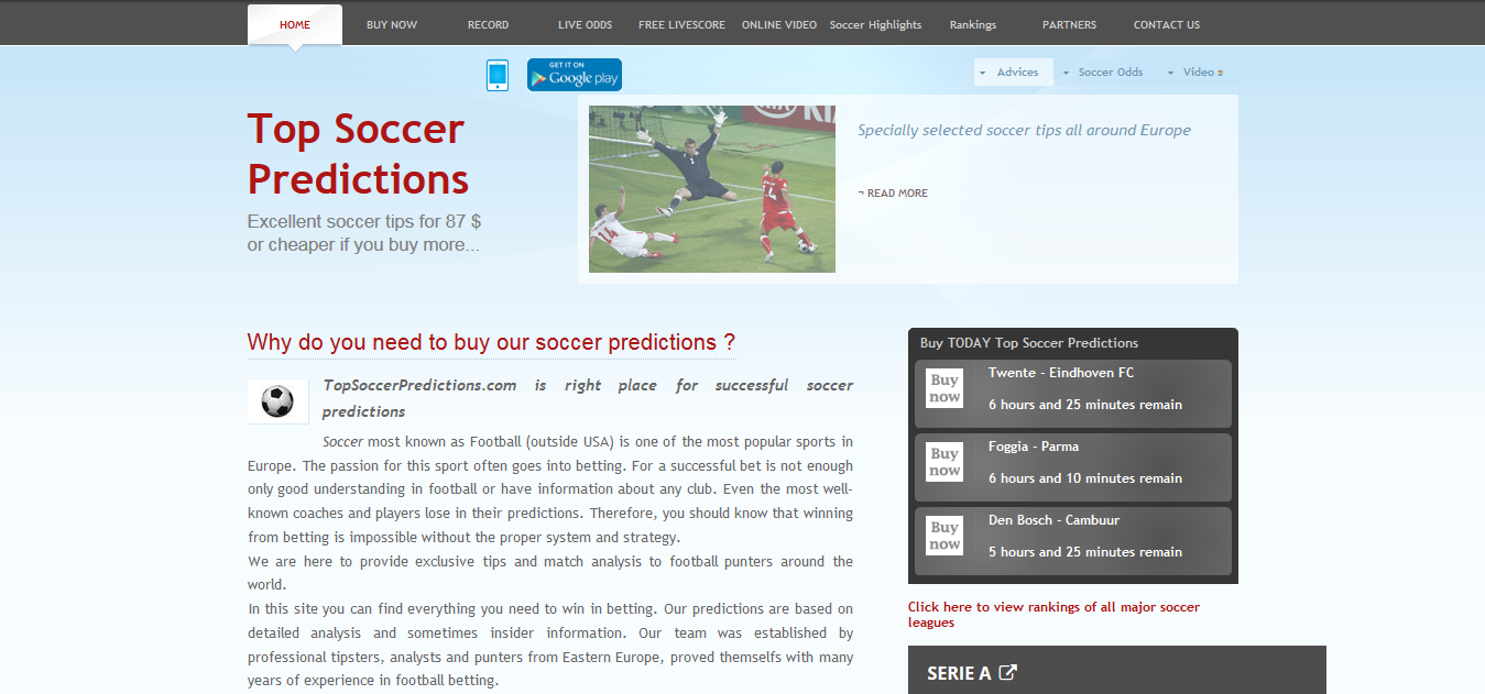 Forebet weekend top predictions